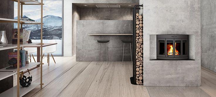 Jøtul I 400 Harmony  #woodstove #fireplace #ildsted #peisovn
