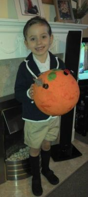 "James and the Giant Peach - perfect for ""book day"" Dress up!"
