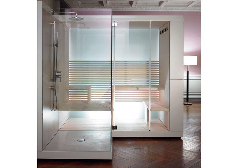 Sauna INIPI Collezione Inipi by DURAVIT Italia   design EOOS #Napoli #Pozzuoli #Marano #madeinitaly #caiazzocentroceramiche #prezzofelice