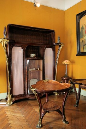 75 best images about art nouveau furniture pieces 1890 - Piece de bureau ...