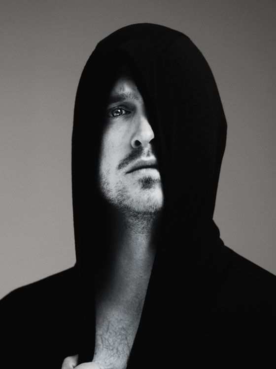Jesse Pinkman. Not the typical guy women drool over, but there's something about him that I find incredibly sexy.