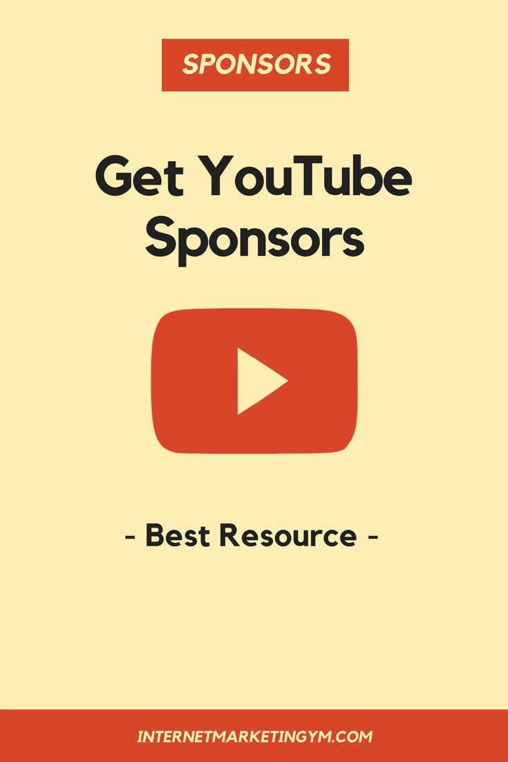 youtube sponsors | youtube sponsorship  Learn where to get YouTube Sponsors fast.
