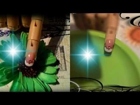 Nail Art e Micropittura - YouTube