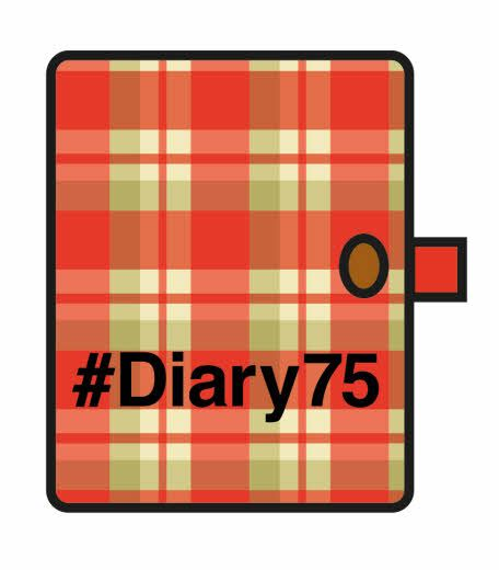 Logo Diary75