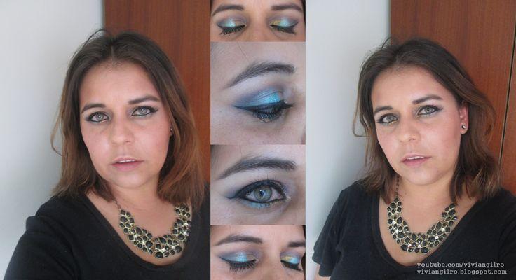 Maquillaje llamativo para la noche en https://www.youtube.com/watch?v=HNQ83j9ac_0