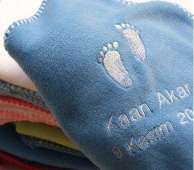 Polar çocuk ve bebek battaniyeri Kidomino'da!