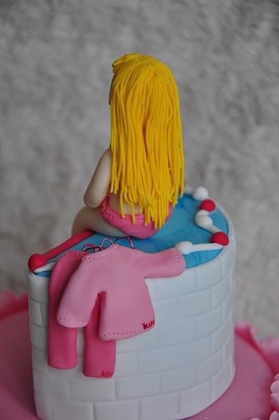 B Afzwemmen taart
