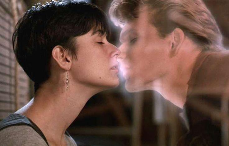 "Patrick Swayze e Demi Moore dal film ""Ghost"""