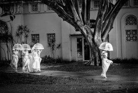 PHOTOGRAPHER: CHRIS LITTLE PHOTOGRAPHY EVENT PLANNER: WHITE RABBIT PROJECTS WEDDING AND EVENT ENGINEERS  VENUE: BATHERS' PAVILLION BALMORAL BEACH