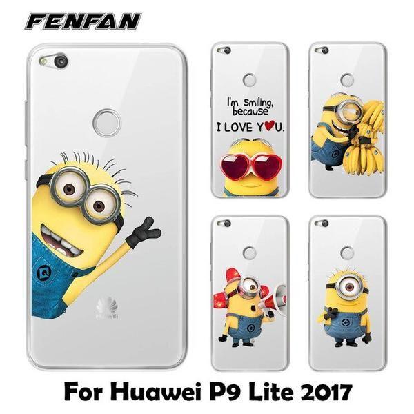 coque huawei p9 lite aliexpress | Huawei, Minions, Lite