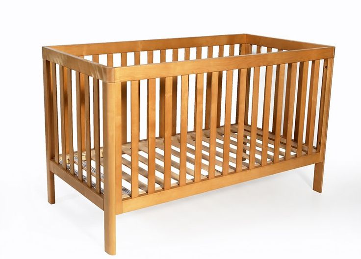 The Lukas cot is a strong and sturdy cot in a new modern scandinavian design. Smooth rounded corners and all around slats add to the sleek and timeless look of this cot. The mattress base is adjustable to 2 positions. Adheres to Australian Standards.