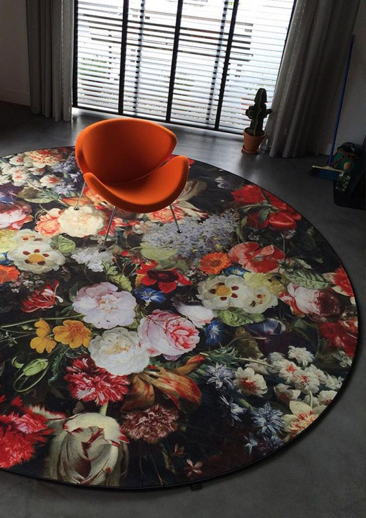 Moooi's Eden Carpet created by Marcel Wanders in The Green Gallery issue #3_______.
