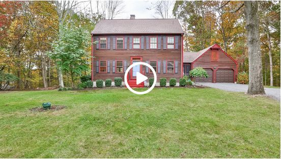5 Sherman Circle, Monroe, CT (listed by Adriana Morrell, The Higgins Group) #realestate #video #Connecticut #homes
