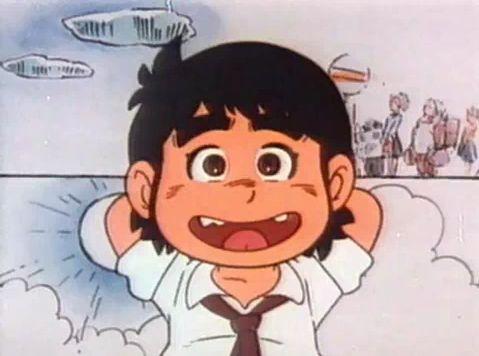 Serie de dibujos animados. Dashu Kappei (Chicho Terremoto). Noboru Rokuda. 1981- 1982. creo que estaba muy bien hecha y tenia un estilo muy característico.