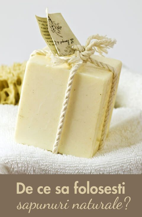 De ce sa folosesti sapunuri naturale. Beneficiile unui sapun natural, handmade, sustenabil.