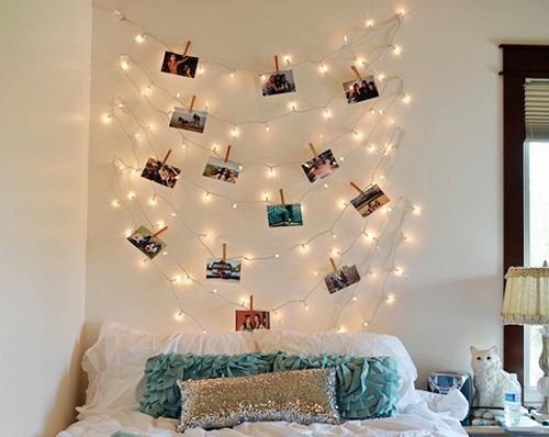 Cabeceiras criativas e acessíveis para o seu quarto. Inspire-se em outras ideias no blog!