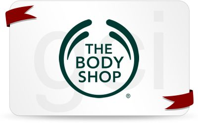 Buy The Body Shop Gift Card   GiftCardsIndia   Gift Voucher