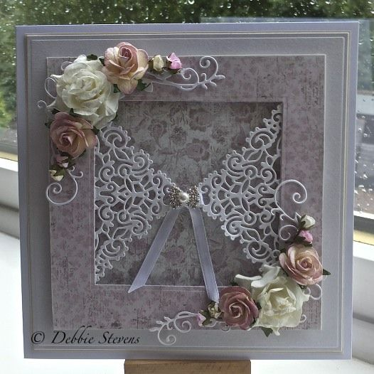 Hi everyone,Ive been asked to do some samples for the new Tattered Lace dies which will be shown on Ideal world tomorrow night at 9pm UK time. You can see some of them on here Hi everyone, Ive been...