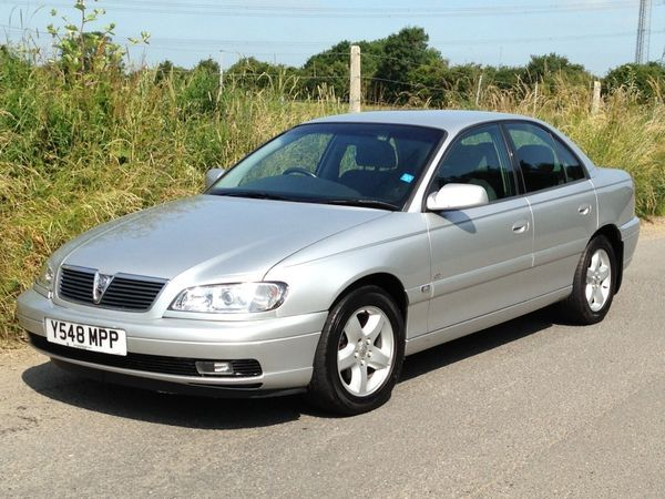 2001 (Y) Vauxhall Omega 2.2 16V CD Auto - Excellent tow car For Sale In Stoney Stanton, Leicestershire