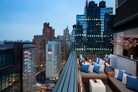 ImageGen.ashx_22: Rooftops Bar, Favorite Places, New York Cities, The Cities, Roof Terraces, Cities Living, Rooftops Terraces, Outdoor Spaces, Thompson Hotels