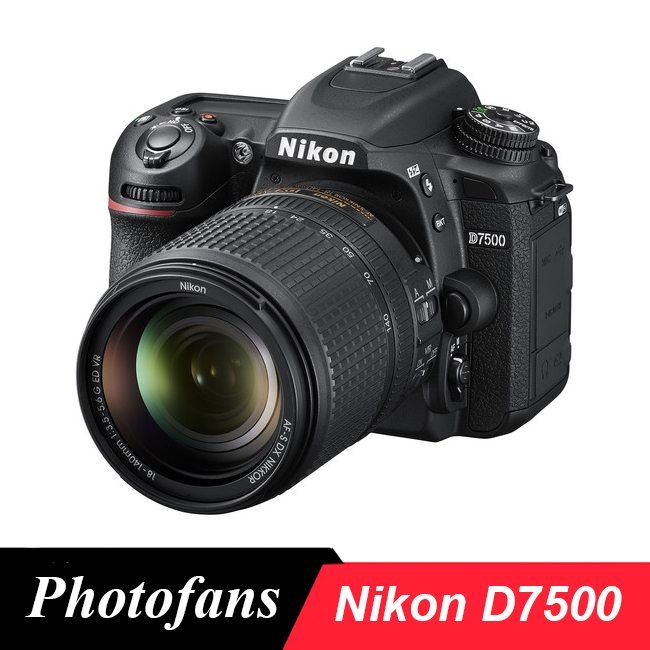 Nikon  D7500 DSLR Camera //Price: $1378.85//     #onlineshop