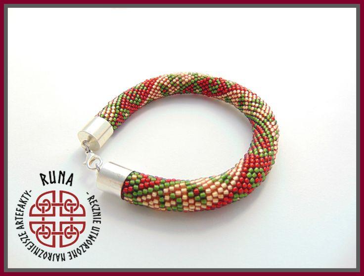 crochet, beading