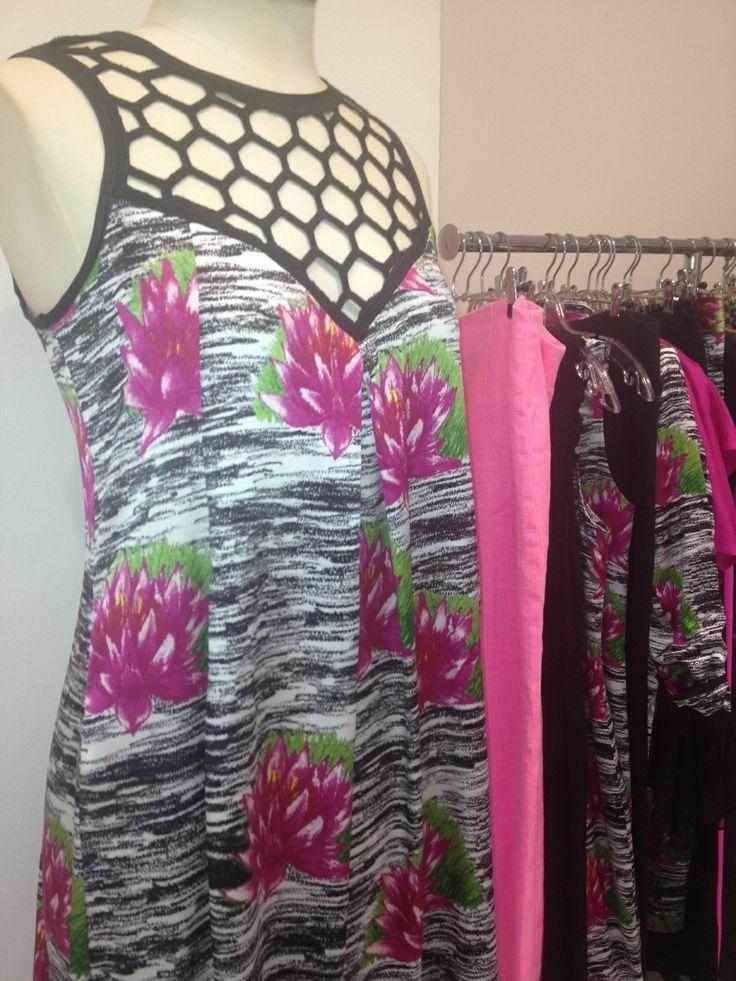 Trelise Cooper Honey Comb dress, available at Trelise Cooper Wellington