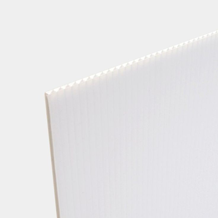 null 24 in x 36 in white corrugated twinwall plastic sheet 15pack