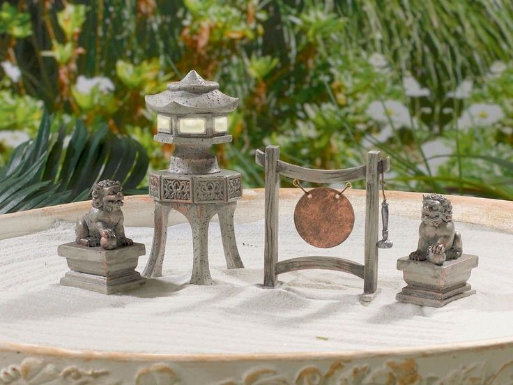 25 best ideas about miniature fairies on pinterest diy fairy house diy fairy garden and - Zen garten miniatur set ...
