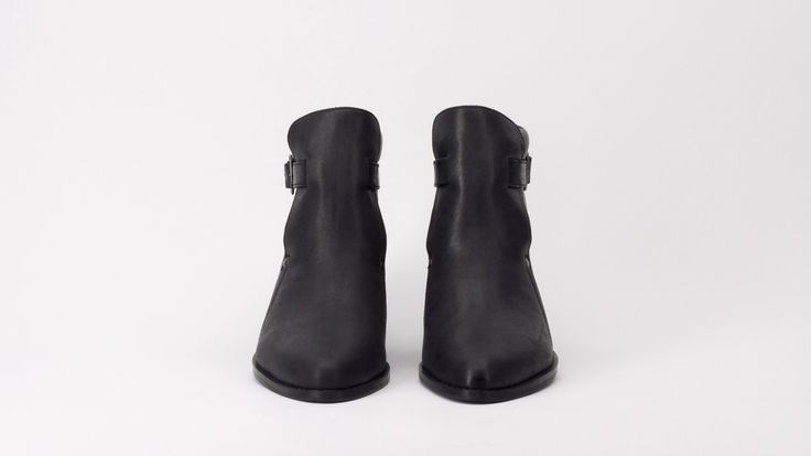 Intentionally Blank Black Maste Shoe   Wildfang   2