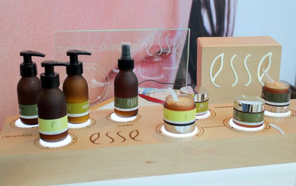 ESSE at VIVANESS organic beauty trade fair *ONCE UPON A CREAM Vegan Beauty Blog*