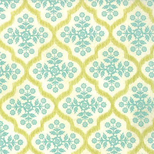 Hello Luscious by Basic Grey for Moda - Floral Boutique in Inviting - 1/2 Yard. $4.50, via Etsy.