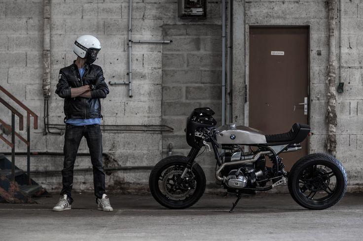 BMW R 65 (V2) 'Silver Raven' - Ed Turner Motorcycles