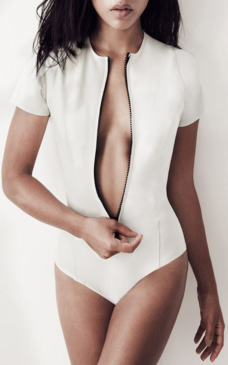 Lisa Marie Fernandez Resort 2015 Trunkshow Look 20 on Moda Operandi