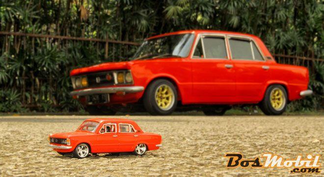 Fiat 125 Special 1971 : Ubah Kaki-kaki Biar Fifi Makin Seksi #info #classic #BosMobil