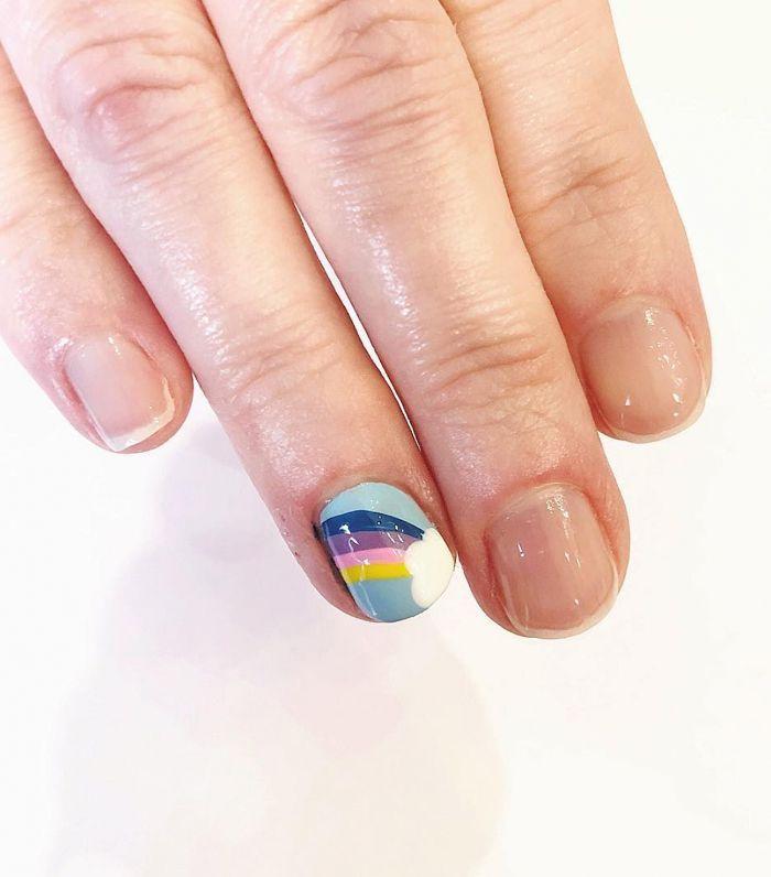 10 Regenbogen-inspirierte Manis zu Ehren der letzten 10 Tage des Stolzmonats