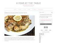 30-Minute Italian Lemon Chicken Saute