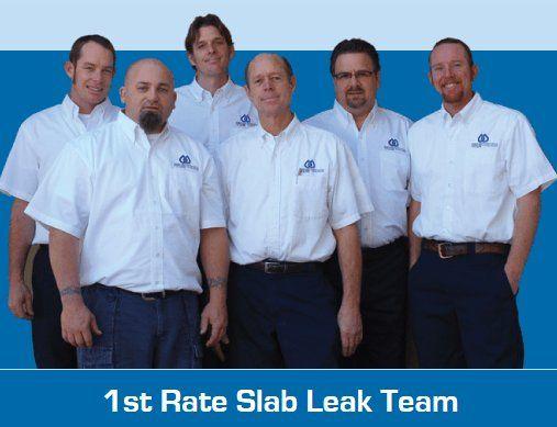Your slab leak detection and repair experts. #SantaAna #OrangeCounty #california