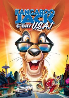 In this animated sequel to 2003's KANGAROO JACK, Jack the Kangaroo is back in action. Description from ebay.com. I searched for this on bing.com/images