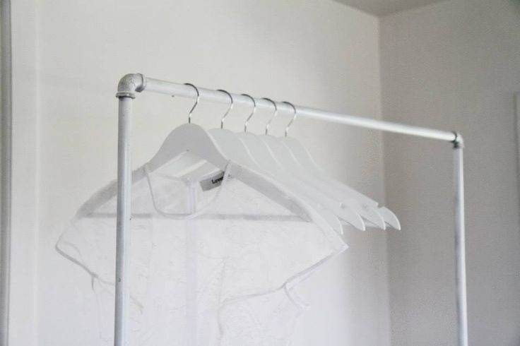 Classic Clothing Rack: Remodelista
