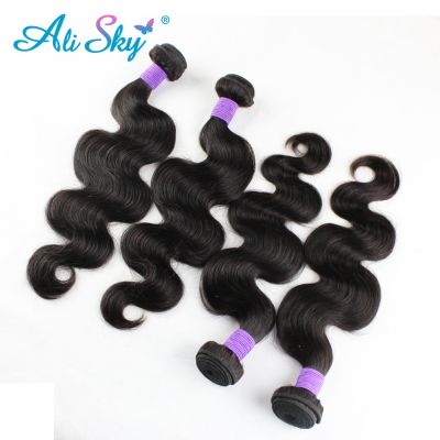 8A body wave peruvian virgin hair 100% human hair body wave Hair extension 4pcs/lot 100g/pcs unprocessed remy hair