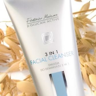 3 IN 1  Facial Cleanser