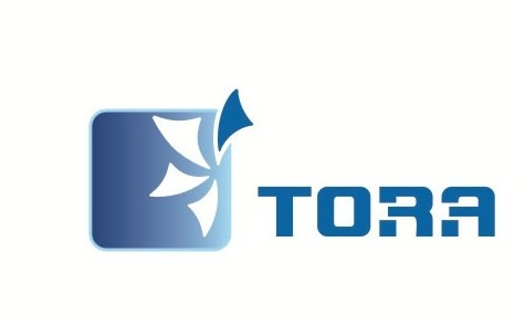 Logo firmy Tora-Wentylacja.