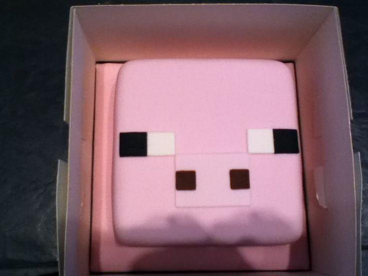 Minecraft birthday cake ideas