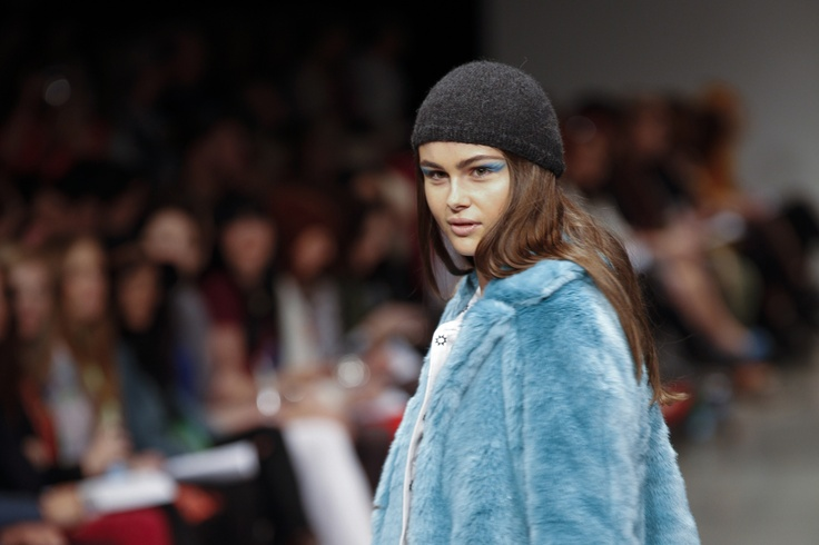 New Zealand Fashion Week 2012 - An outfit from Ruby (Photo: Carly Van Winkel)