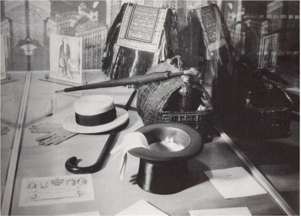 Neke od Teslinih ličnih stvari; Teslin muzej
