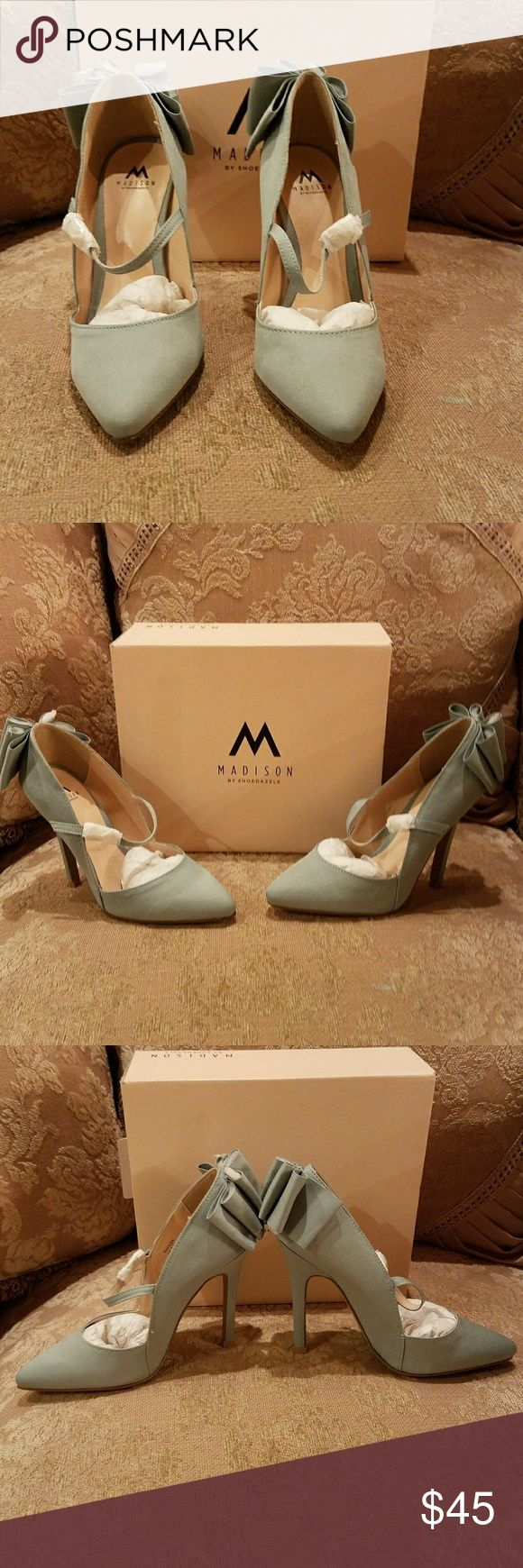 Madison by Shoe Dazzle high heels Woman's high heels brand new Madison by shoe Dazzle Shoes Heels