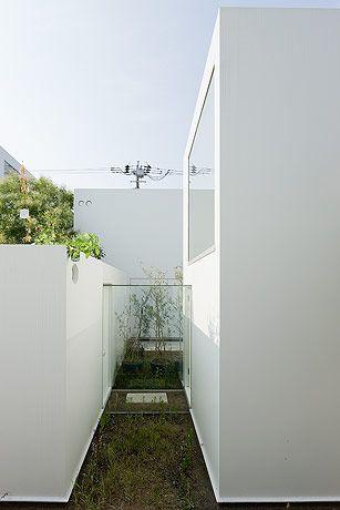 SANAA / Moriyama houses
