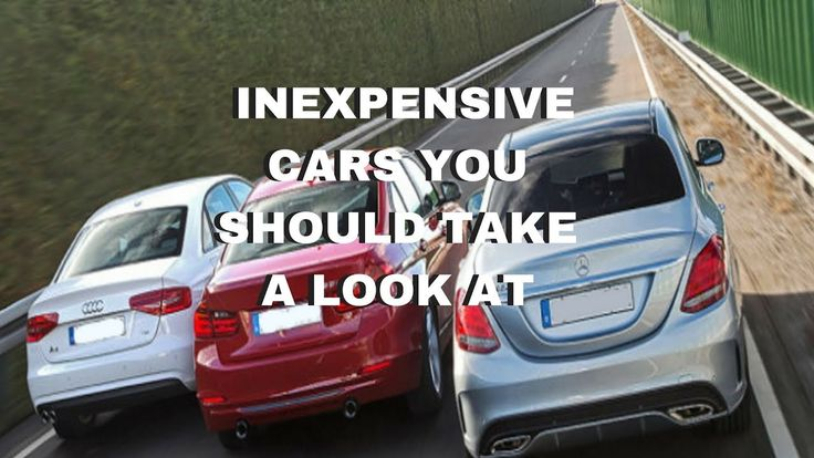 5 Luxury Compact Cars For Under 20k Compact cars