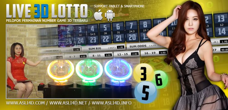 Number Game Indonesia Togel Online Asli4D.net